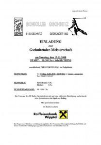 Gschnitztaler Meisterschaft